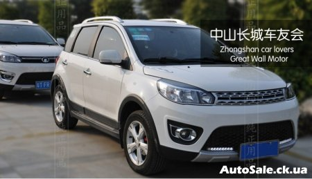 Решётка радиатора для Great Wall M4 (Грейт Вол М4) 2012-2016