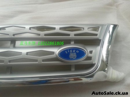 Решётка радиатора Chery Tiggo 5 стиль Land Rover