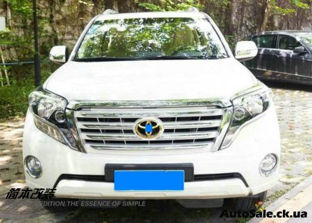 Решётка радиатора для Toyota Land Cruiser Prado 150